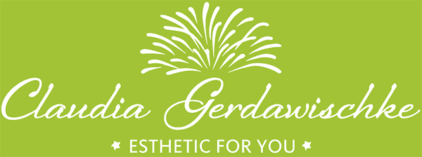 Logo Claudia Gerdawischke - Esthetic for You