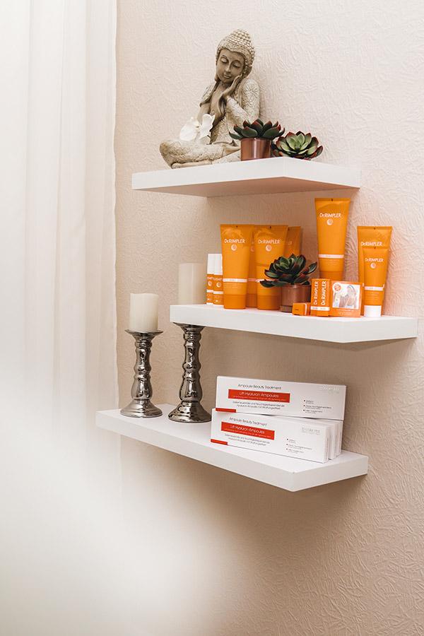 Produkte für Pflege und Schutz Ihrer Haut